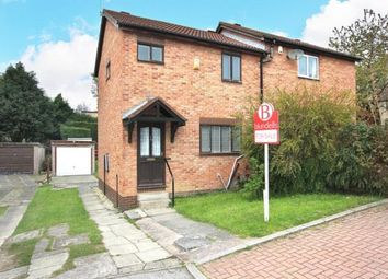 Thumbnail 2 bed semi-detached house for sale in Hindewood Close, Sheffield, South Yorkshire