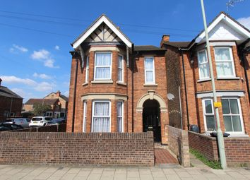 Thumbnail 4 bed detached house for sale in 128 Castle Road, Bedford