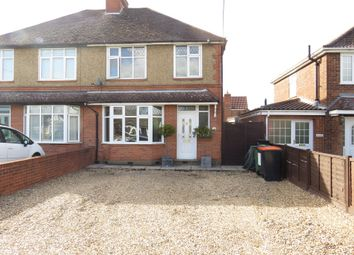 Thumbnail 3 bed semi-detached house for sale in Manor Road, Caddington, Luton