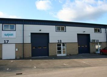 Thumbnail Light industrial to let in Unit 18 Glenmore Business Park, Ely Road, Waterbeach, Cambridge