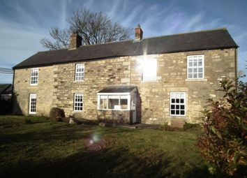 Thumbnail 4 bedroom detached house to rent in Mitford, Morpeth