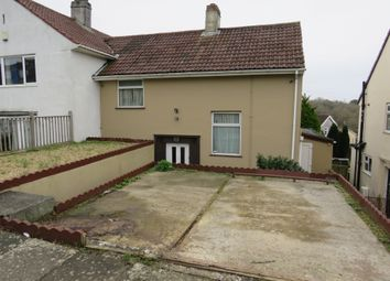 3 bed semi-detached house for sale in Little Dock Lane, Plymouth PL5