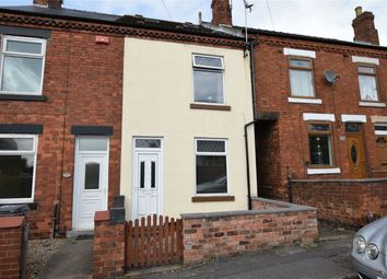 Thumbnail 4 bed terraced house for sale in George Street, Pinxton, Nottingham, Derbyshire