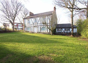 Thumbnail 5 bed detached house for sale in Vicarage Farm House, Vicarage Close, Sunderland