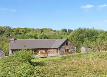 Thumbnail 5 bed detached house for sale in Stapley, Taunton
