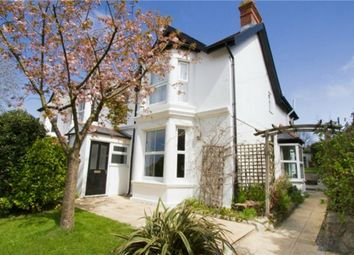 Thumbnail 4 bed semi-detached house for sale in Grove Hill, Mawnan Smith, Falmouth, Cornwall
