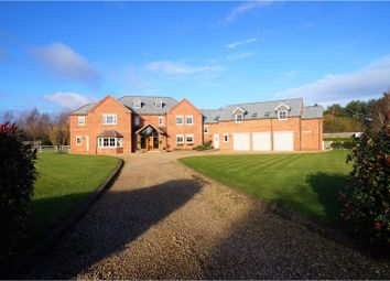 Thumbnail 6 bed detached house for sale in The Fairways, Torksey