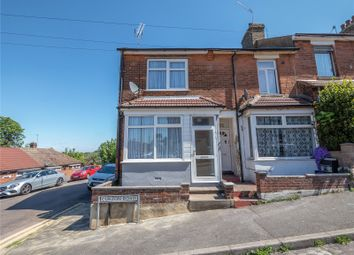 Thumbnail 3 bed end terrace house for sale in Curzon Road, Chatham