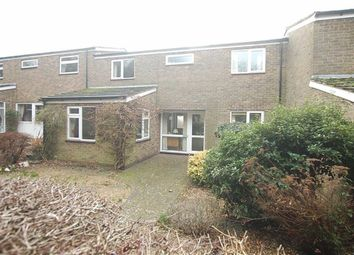 Thumbnail 3 bed terraced house for sale in Grace Way, Stevenage, Herts