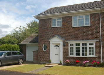Thumbnail 3 bed end terrace house to rent in Bramley Gardens, Gosport