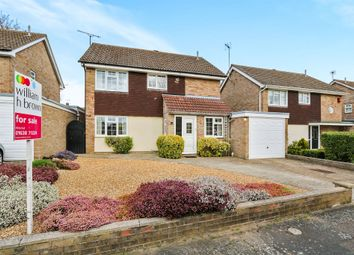 Thumbnail 4 bed detached house for sale in Turnstone Close, Mildenhall, Bury St. Edmunds