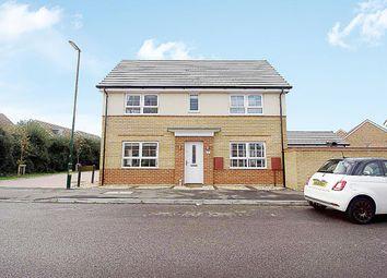 Bulbeck Way, Felpham, Bognor Regis PO22. 3 bed detached house for sale