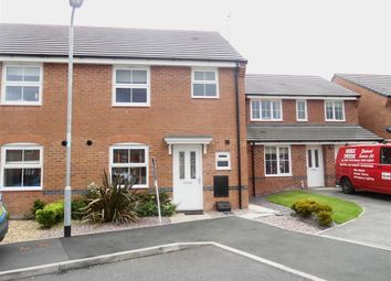 Thumbnail 3 bed semi-detached house for sale in Lamberton Drive, Brymbo, Wrexham