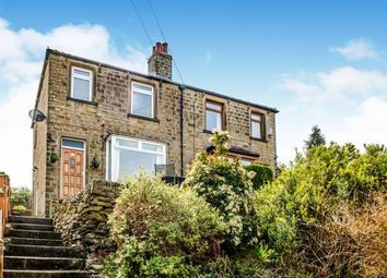 3 bed semi-detached house for sale in Bourn View Road, Netherton, Huddersfield, West Yorkshire HD4