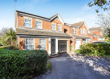 Thumbnail 4 bed detached house for sale in Essex Rise, Warfield, Berkshire