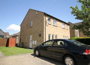 Thumbnail 2 bed semi-detached house to rent in Knapp Gate, Shenley Church End, Milton Keynes