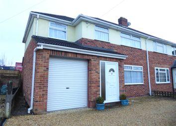 4 bed semi-detached house for sale in Masefield Avenue, Upper Stratton, Swindon SN2