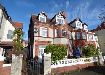 Thumbnail 6 bed semi-detached house for sale in Mostyn Avenue, Llandudno, Conwy