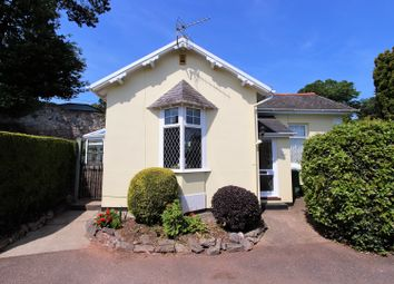 Thumbnail 2 bedroom lodge for sale in Higher Warberry Road, Torquay