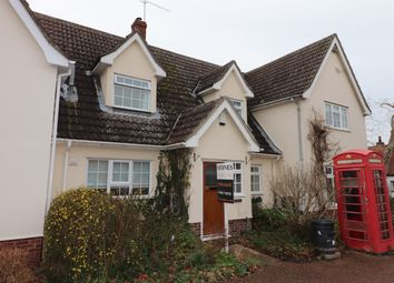 Thumbnail 3 bed terraced house for sale in The Street, Botesdale