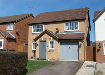 Thumbnail 4 bed detached house for sale in Gibson Way, Lutterworth