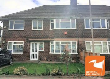 Thumbnail 2 bed flat for sale in Clumber Drive, Mansfield