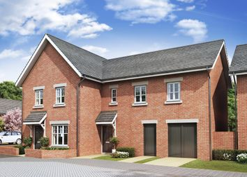 "Thumbnail 1 bedroom terraced house for sale in ""Stroud"" at Greenkeepers Road, Great Denham, Bedford"