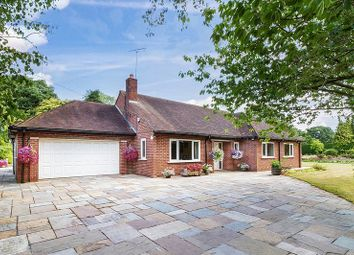 Thumbnail 3 bed detached bungalow for sale in Middle Lane, Congleton