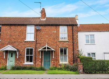 Thumbnail 2 bed terraced house to rent in Main Street, Bubwith, Selby