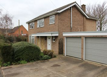 Thumbnail 3 bed detached house for sale in Ambury Gardens, Crowland, Peterborough