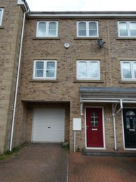 Thumbnail 4 bed terraced house for sale in Castlefields, Toft Hill, Bishop Auckland