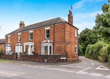 Thumbnail 3 bed mews house for sale in Shrewsbury Court, Upwoods Road, Doveridge, Ashbourne