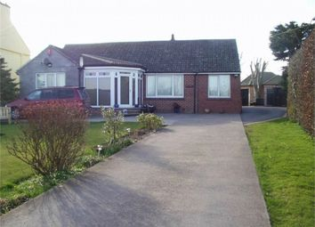 Thumbnail 4 bedroom detached bungalow for sale in Silloth, Wigton, Cumbria