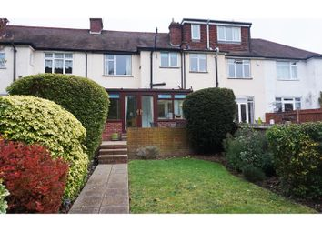 Thumbnail 3 bed terraced house for sale in Widmore Road, Bromley