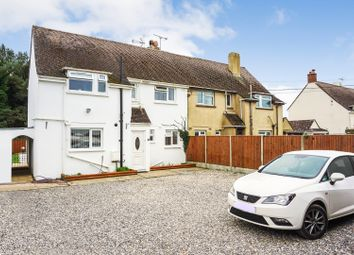 Thumbnail 3 bed semi-detached house for sale in Puddletown Road, Wareham