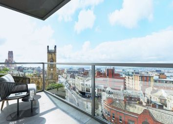 Thumbnail 2 bed flat for sale in Ropemaker Place Apartments, 89-97 Renshaw Place, Liverpool