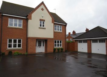 Thumbnail 4 bed property to rent in Harrow Place, Leicester