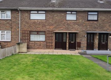 Thumbnail 3 bed terraced house for sale in Chesterton Road, Burton-On-Trent, Staffordshire