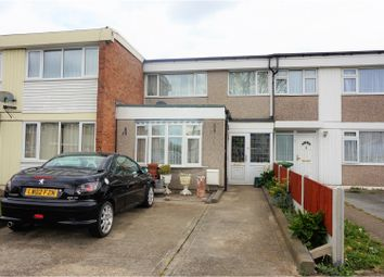 Thumbnail 3 bed terraced house for sale in Turpin Avenue, Romford