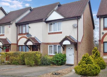 Thumbnail 2 bed end terrace house for sale in Pimpernel Grove, Walnut Tree, Milton Keynes