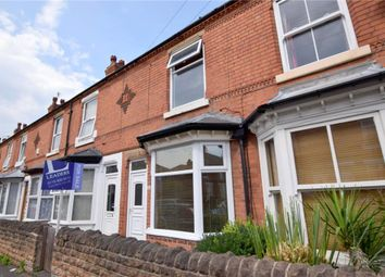 2 bed terraced house for sale in Logan Street, Nottingham, Nottinghamshire NG6