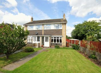 Thumbnail 3 bed semi-detached house for sale in Hornbrook Close, Horninglow, Burton-On-Trent