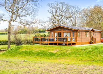 Thumbnail 2 bed lodge for sale in Malvern View, Stanford Bishop, Worcester