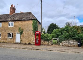 Thumbnail 3 bed cottage to rent in Fotheringhay, Peterborough