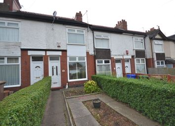 Thumbnail 2 bed town house for sale in Highgrove Road, Trent Vale, Stoke-On-Trent