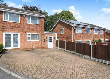 Thumbnail 3 bed semi-detached house for sale in Borrowdale Close, Halfway, Sheffield