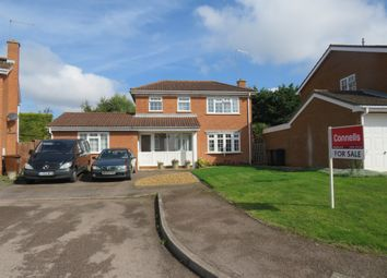 Thumbnail 5 bedroom detached house for sale in Wakehurst Drive, East Hunsbury, Northampton