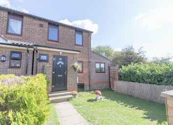 Thumbnail 3 bed semi-detached house for sale in Cobb Close, Datchet, Slough