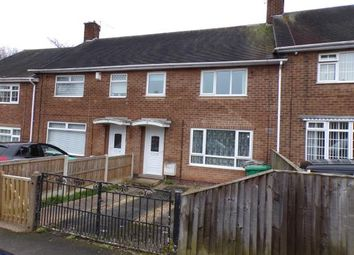 3 bed terraced house for sale in Stanesby Rise, Clifton, Nottingham, Nottinghamshire NG11