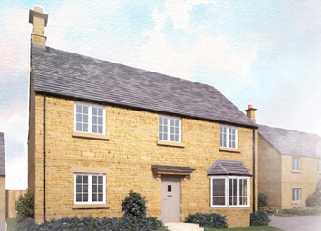 Thumbnail 4 bed detached house for sale in The Mill, Station Road, Chipping Campden